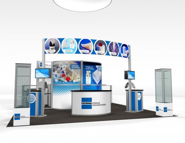 RE-9010 Trade Show Rental Exhibit -- Image 3
