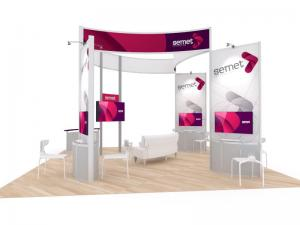 VK-5001 Trade Show Display -- Image 1