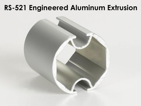 Durable Engineered Aluminum Extrusion