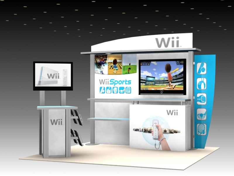 Exhibition Booth Dimensions : Building a better booth design and planning eco systems