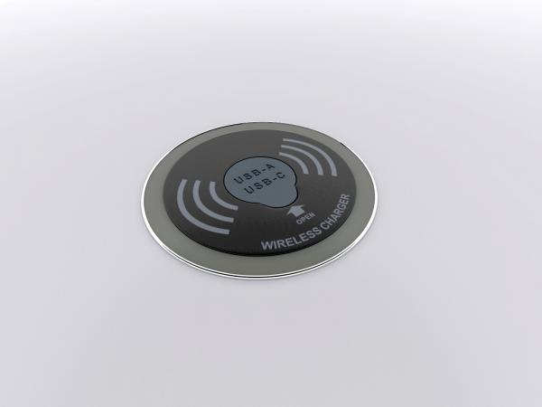MOD-227 Wireless/Wired Charging Pad -- View 1