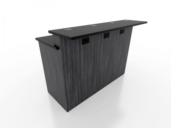 MOD-1478 Trade Show Counter/Bar Charging Station -- Image 1