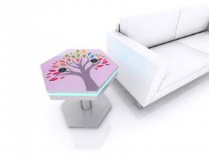 MOD-1466 Wireless Charging End Table