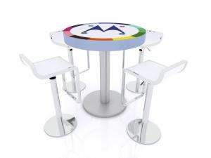 MOD-1468 Wireless Charging Bistro Table