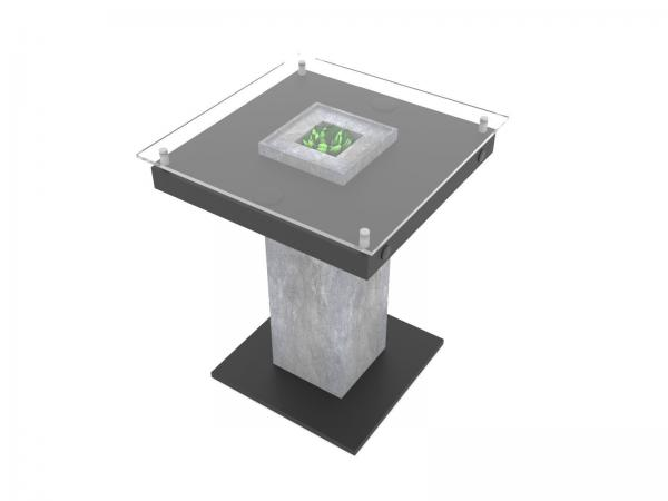 ECO-53C Sustainable Wireless Charging Table - View 1