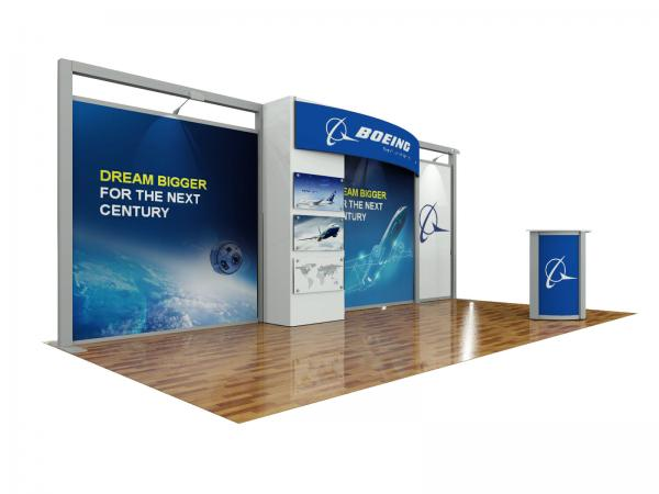 ECO-2109 Sustainable Trade Show Exhibit - Image 4