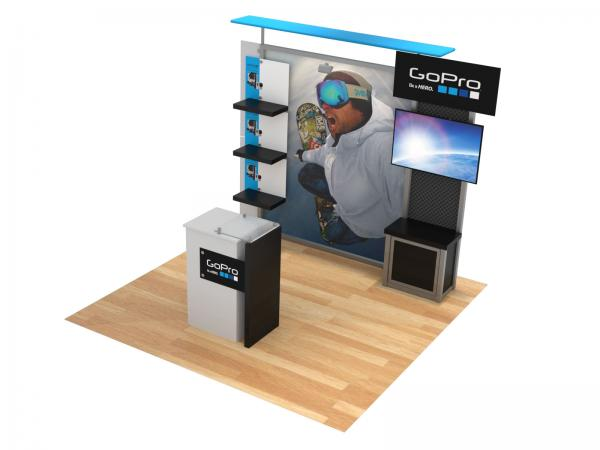 ECO-1067 Sustainable Tradeshow Display - Image 4