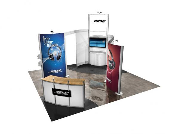 ECO-4019-B Trade Show Exhibit -- Image 1