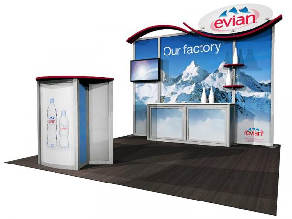 ECO-1044 Tradeshow Exhibit