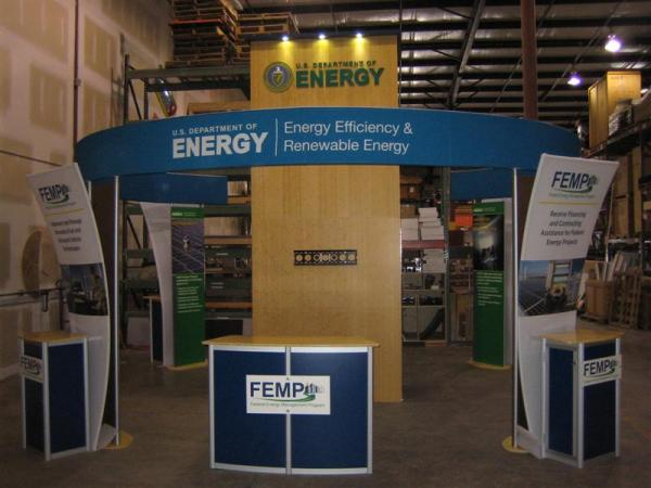 ECO-4002 eSmart Sustainable Island Exhibit -- Image 3