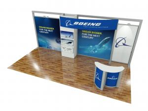 ECO-2109 Sustainable Trade Show Exhibit - Image 3