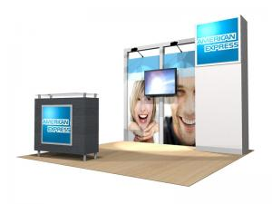 ECO-1038 Sustainable Tradeshow Display -- Image 1