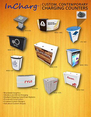 Charging Station Product Sheet
