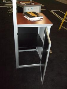 MOD-1233 Workstations with Locking Storage -- Image 3