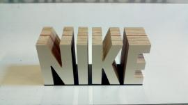 Custom CNC Cut Letters for Retail Application -- Image 3