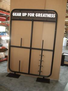 Retail In-store Fixtures -- Modular Construction -- Image 2