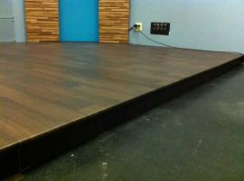 Custom Television Studio Set Design and Build with Modular Components -- Image 3