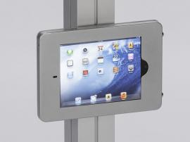 MOD-1318 iPad Clamshell with Swivel Stop for Extrusion -- Image 2