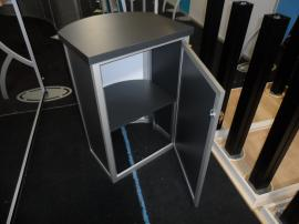 MOD-1267 Modular Pedestal with Storage -- Image 2