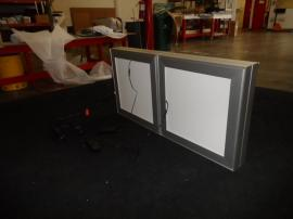Enclosed SuperNova LED Lightboxes with Tension Fabric Graphics for a Retail Application -- Image 2
