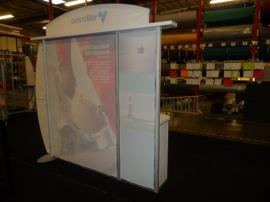 VK-1321 Visionary Designs Hybrid Display with MOD-1267 Pedestal -- Image 3