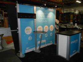 RENTAL: (6) 10' x 10' Rental Exhibits -- RE-1004, RE-1008, RE-1012, and RE-1015 -- Image 3