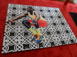 Large Format Silicone Edge Fabric Graphics and Frames -- Image 1