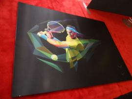 Large Format Silicone Edge Fabric Graphics and Frames -- Image 2