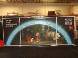 Custom Visionary Designs with Tension Fabric Graphics, Standoff Graphics, and LED Edge Lighting -- Image 1