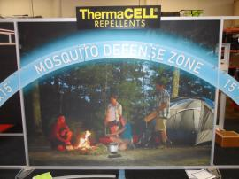 Custom Visionary Designs with Tension Fabric Graphics, Standoff Graphics, and LED Edge Lighting -- Image 3