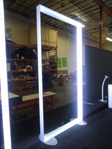 SuperNova LED Lightboxes (shown without graphics) -- Image 1