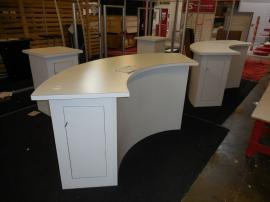 Euro LT Custom Modular Laminate Counters with Storage -- Image 1