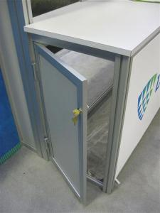 Backwall Locking Counter -- Image 4