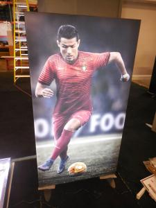 SuperNova Lightboxes with SEG Tension Fabric Graphics -- Image 1