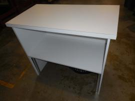 LT-114 Modular Laminate Counter with Graphic and Open Back -- Image 3