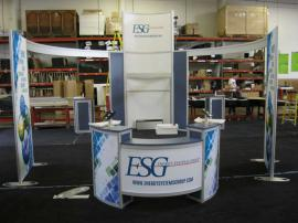 eSmart Eco-4073 Island Exhibit