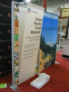 Sustainable 10 ft. Trade Show Exhibit