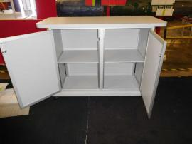 Modified MOD-1529 Counter with Shelves