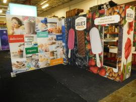Large Format Fabric Graphics