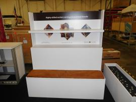 Custom Kiosks, Product Displays, and Seating -- Image 1