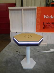 MOD-1450 Hexagon Charging Table