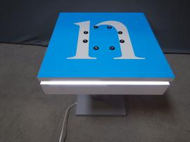 RENTAL: RE-703 (MOD-1433) Charging Station with Top Surface Graphic