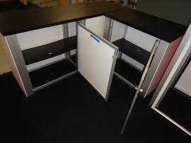 RENTAL: Custom Inline Gravitee One-Step System Design with Storage Closet and RE-1202 L-Shaped Counter