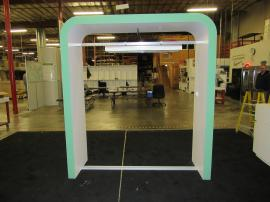 Custom Eco-Systems Sustainable Inline with Product Arch for Hanging Grow Lights