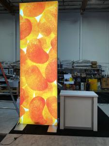 12 ft. High LED Lightbox