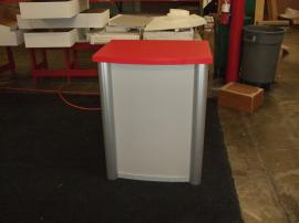 MOD-1188 Modular Counter with Locking Storage -- Image 1