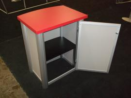 MOD-1188 Modular Counter with Locking Storage -- Image 2