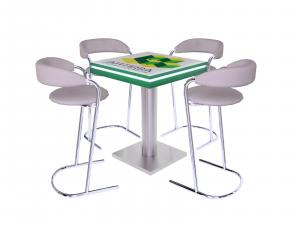 REO-712 Charging Bistro Table