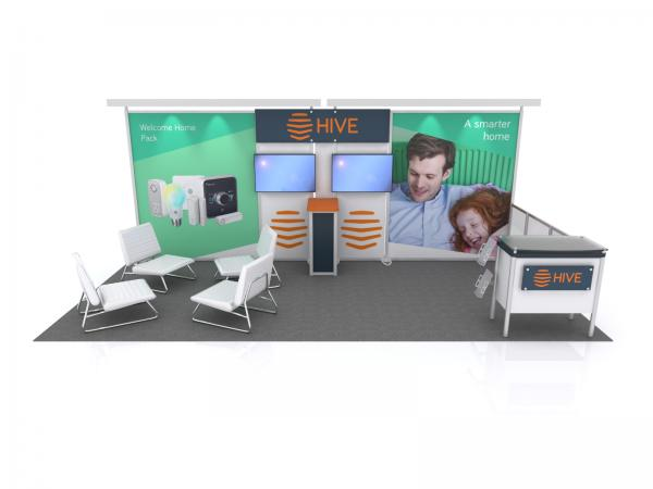 RE-2085 Trade Show Display -- Image 2