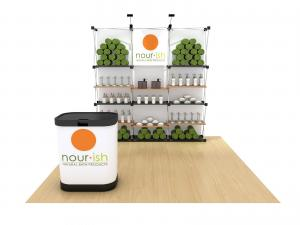 RE-1066 Trade Show Pop Up Display -- Image 2